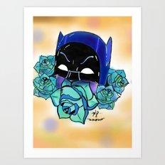 The Bright Knight Art Print