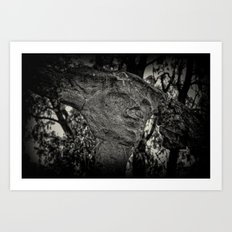 The Demon Art Print