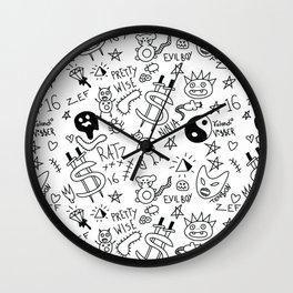 zef Wall Clock