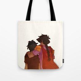 Reyna & Nico Tote Bag