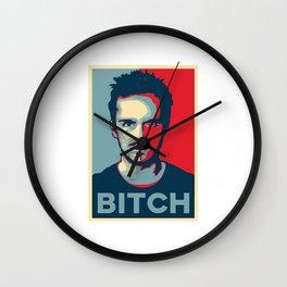 Jessie Pinkman Wall Clock