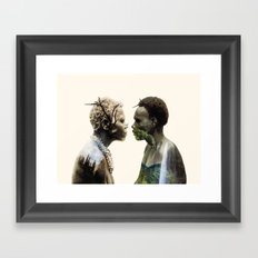 MINDURE Framed Art Print