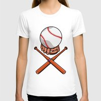 baseball T-shirts featuring Baseball by mailboxdisco