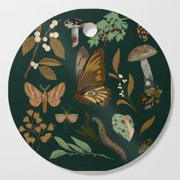 Green Natural Explorer Cutting Board