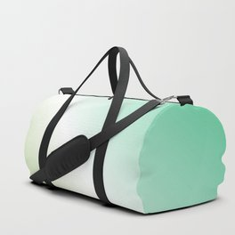 Abstract Green Background Duffle Bag