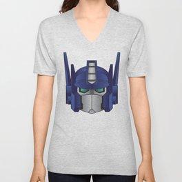 Optimus Prime Unisex V-Neck