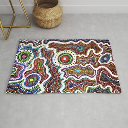 MY COUNTRY  Rug