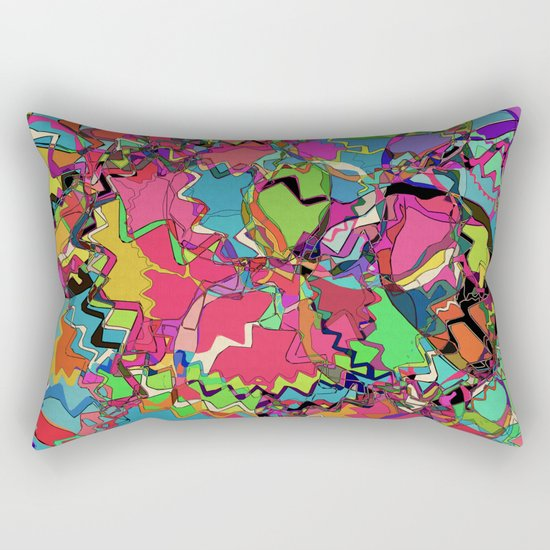Cupcake Crush Rectangular Pillow