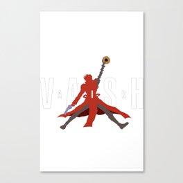 Air Vash Canvas Print