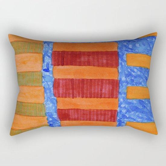 Air Mattresses Rectangular Pillow