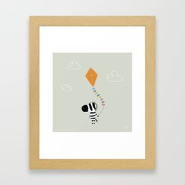 The Happy Childhood Framed Art Print