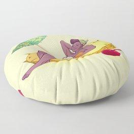 Piña Colada Floor Pillow