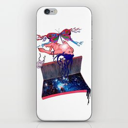 Catarsis iPhone Skin