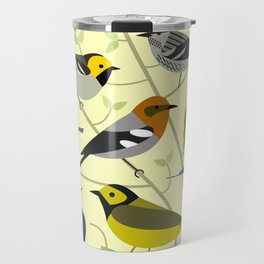 New World Warblers 2 Travel Mug