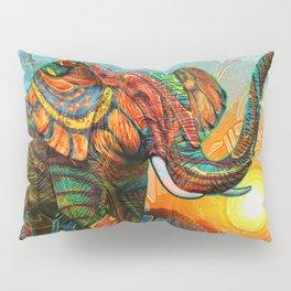 Elephant's Dream Pillow Sham