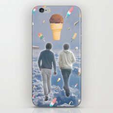 Bill & Nick's Ice Cream Adventure! iPhone & iPod Skin