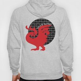 Year of the Red Rooster Hoody