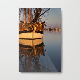 Humboldt Sunrise Metal Print