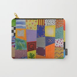 Party patchwork Carry-All Pouch