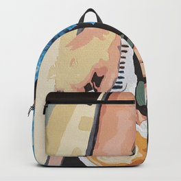 Heart of the Barista Backpack