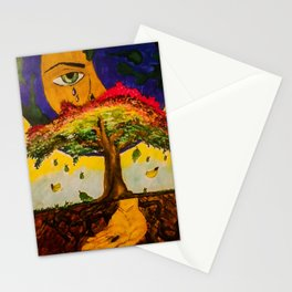 Faith of a mustard seed Stationery Cards