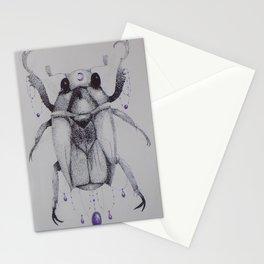 Scarabaeidae Stationery Cards