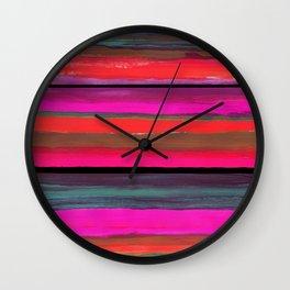 Like Sherbet Wall Clock