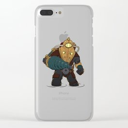 Subject Delta Clear iPhone Case