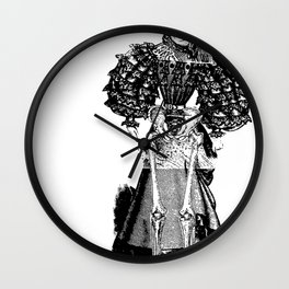 Threadless Live at Marwen: Honorable Mention Seamus Riordan Wall Clock