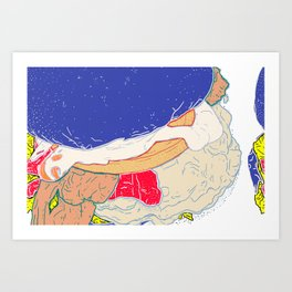Soltura Art Print