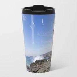 Pirate Tower Laguna Beach Travel Mug
