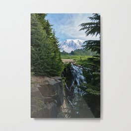 View from Paradise Metal Print