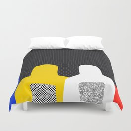 Color Brothers Duvet Cover