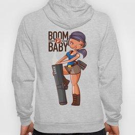 Boom Beach Fan Art - Zooka Hoody