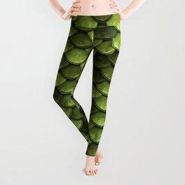 Mermaid Scales | Green with Envy Leggings