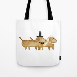 Duke & Duchess Doggos Tote Bag