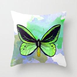 Green Lantern Throw Pillow