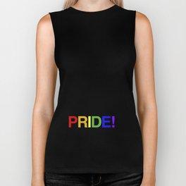 Pride 2016 Shirt Biker Tank