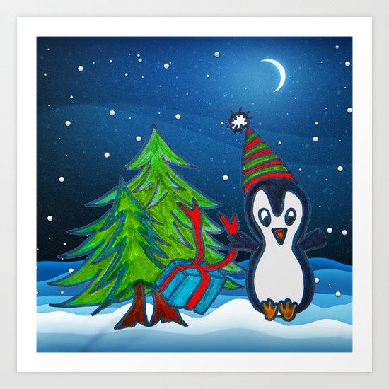 Christmas gifts christmas spirit kids painting art for Christmas spirit ideas