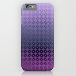 Grape juice iPhone Case