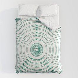The Crystalline Spheres of Ptolemy Comforters