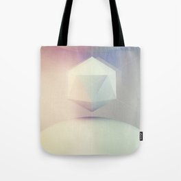 Icosahedron BETA Tote Bag