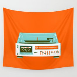 Mix Tape - I love the 80s Wall Tapestry