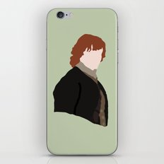 Jamie Fraser iPhone & iPod Skin