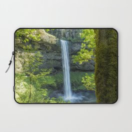 South Falls During Spring Laptop Sleeve
