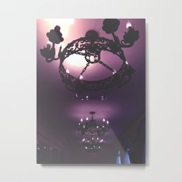 Retrace Metal Print