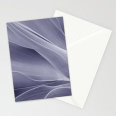 Purple Agave Attenuata Stationery Cards