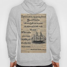 Count of Monte Cristo quote Hoody