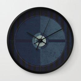 Mimas - Herschel Crater Wall Clock