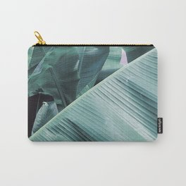 Modern palm tree Carry-All Pouch